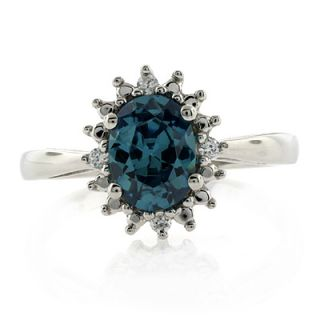 alexandrite silver ring amazing colors