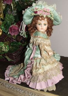 Patricia Loveless Emily Rose Antique Reproduction Artist Sample Bru
