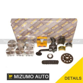 Ford 3 0L Overhaul Engine Rebuild Kit