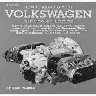 How to Rebuild Your Engine VW Bug VW Beetle VW Baja Bug T 1 Manual