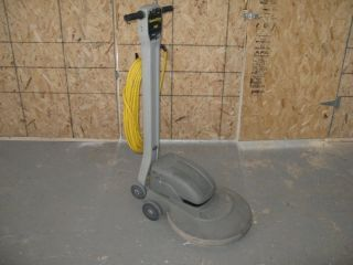Nobles Speedshine 1600 20 Electric Floor Buffer Scrubber