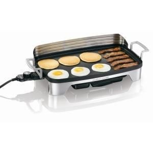 Hamilton Beach Performer 38541 Electric Grill