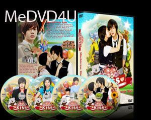 Kiss Playful Kiss » Korean Drama DVD Excellent English Sub