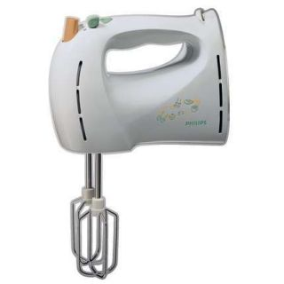 New Philips HR1456 Hand Held Electric Mixer 5 Speeds 220V