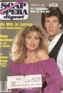 Magazine February 15 1983 Davidson Kerr Young and Restless