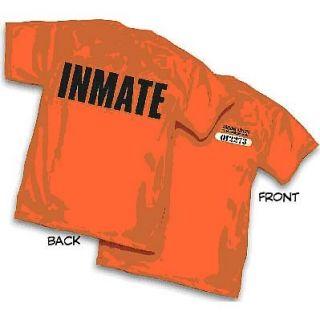 Batman Arkham Asylum Inmate T Shirt
