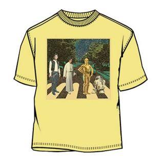 Star Wars Abbey Road Stars T Shirt