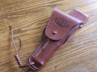 El Paso Saddlery USAF M1916 holster for M1911 .45 auto pistol