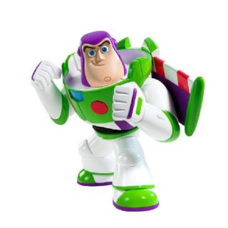 Disney Pixar Toy Story Electronic Buzz Lightyear Deluxe Talking Figure