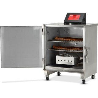 CookShack Smokette Elite Stainless Steel Smoker Grill SM025 (Newest