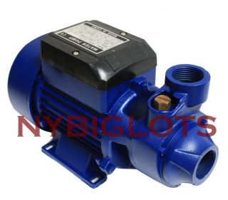 HP Electric Water Pump Pool Pond Centrifugal Biodiesel
