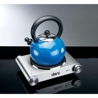 New 1500 Watt Electric Countertop Portable Single Burner Hot Plate