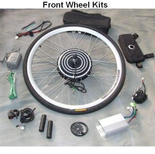 48V 1000W Electric Bicycle E Bike Retrofit Kits New
