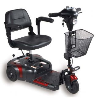 Drive Phoenix Portable 3 Wheel Electric Power Scooter