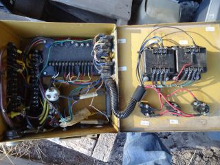 Caterpillar Engine Control box Generator