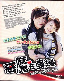 Devil Beside You Taiwanese TV Drama DVD with English Subtitle