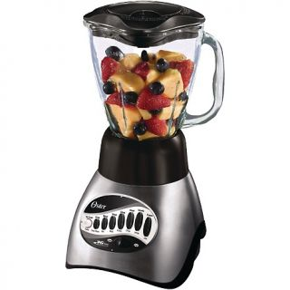 Appliances Blenders & Juicers Oster 16 Speed Blender with Glass Jar