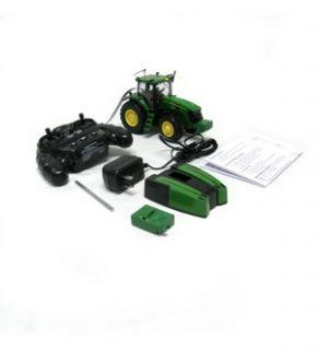 John Deere 1 32 Scale 7930 Radio Control Tractor New