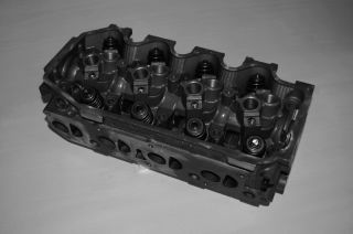 FORD ESCORT 2.0 REBUILT CYLINDER HEAD VALVES ONLY