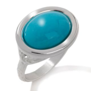 Jay King Sleeping Beauty Turquoise Sterling Silver Ring