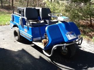 1974 Harley Davidson Golf Cart for Parts