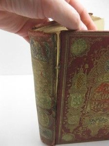 1800s The Moss Rose Collection of Short Stories Mary Shelley Illust
