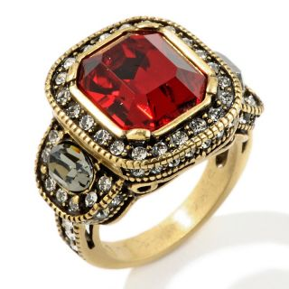968 376 heidi daus princess crystal accented 3 stone ring note