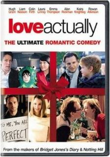 Title: LOVE ACTUALLY All Star Quirky Romantic Comedy (WS) DVD