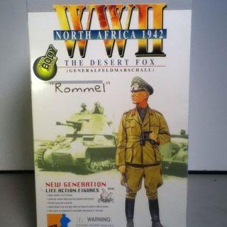 DragonThe Desert Fox Erwin Rommel Field Marshall DAK Afrika
