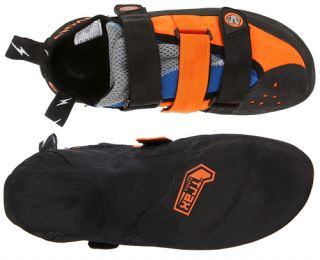 New Evolv Shaman Rock Climbing Shoes Size 41 8 5 D