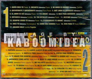 El Tropicombo Historia Musical CD Salsa Colombia 2CDs