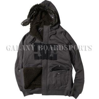 DC Trillions Mens Full Zip Fleece Hoodie 2012