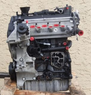 Engine Motor VW Jetta 09 10 2 0 Clean Diesel TDI Cbea MK5