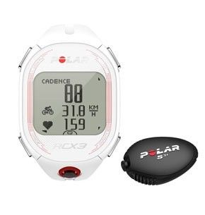 Polar RCX3F Run Heart Rate Monitor & Speed Distance System for Runners