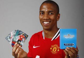 Premier League Topps Authentics Complete Set Cards 2012 Box Football