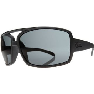 Electric Eyewear OHM III Sunglasses MATTE BLACK Frame GREY Lens NEW IN