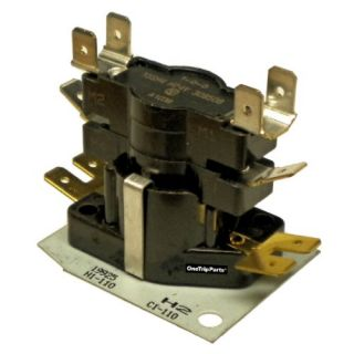 Electric Furnace Sequencer Relay Direct Replacement for York Coleman