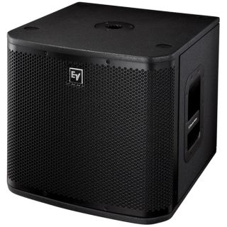 EV Electro Voice ZXA1 Sub 120V Powered Active 12 Subwoofer Speaker