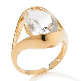Jewelry Rings Gemstone Technibond® Bold Oval Gemstone Ring