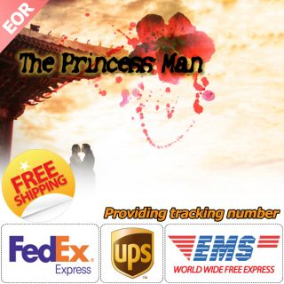 KBS Korea Korean Drama DVD English Subtitle The Princess Man 24
