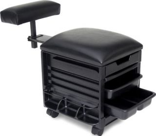 Beauty Manicure Pedicure Nail Salon Spa Equipment Stool Chair