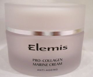 ELEMIS PRO COLLAGEN MARINE CREAM BRAND NEW POT OF 30MLS FREE UK