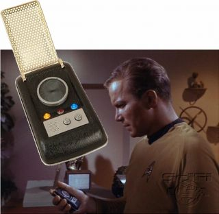 Entertainment Earth Exclusive Star Trek TOS Communicator   Factory