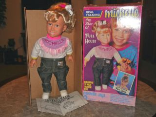 Original Michelle Doll F TV Series Full House Played by Kate Ashley