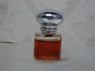 Vintage Epris Perfume Mini Max Factor 12 FL oz RARE