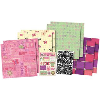 109 2983 karen foster design karen foster cutie pie page kit 12 x 12