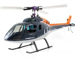 Esky Honey Bee Ct Flybarless 3 Blade 6 CH RC Helicopter 2 4GHz RTF