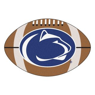 111 8983 penn state university nittany lions football mat rating be
