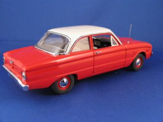 1960 Ford Falcon   Australian Version   Franklin Mint   MIB