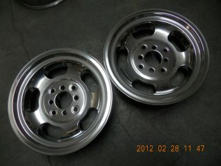 INDY 15x4 5 INDY SLOT MAG WHEELS PINTO CORTINA ANSEN GASSER MAGS VW
